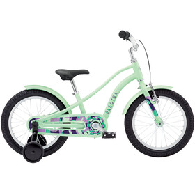 "Electra Sprocket 1 Girls 16"" seafoam"